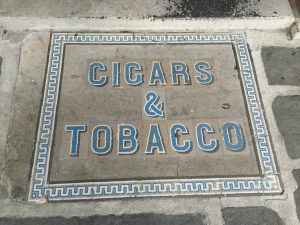 New Orleans is a tobacco town