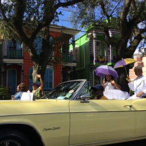 Wishes come true in New Orleans