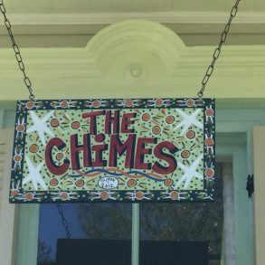 I love The Chimes in New Orleans