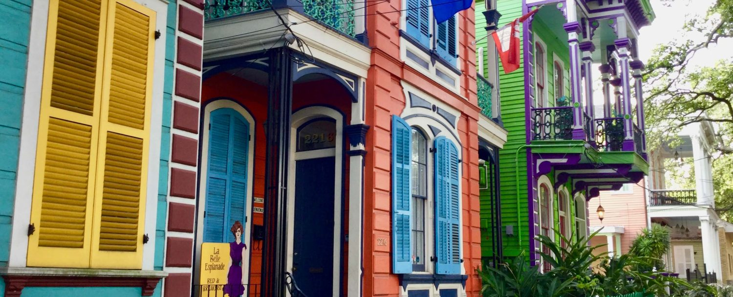New Orleans on New Orleans' terms