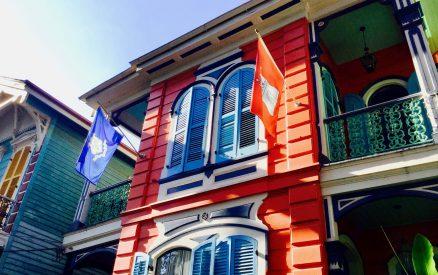 La Belle Esplanade in New Orleans, LA