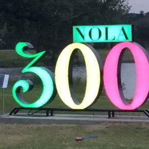 New Orleans tricentennial