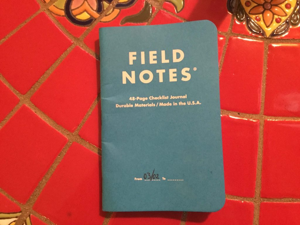A pocket notebook worth keeping on hand.