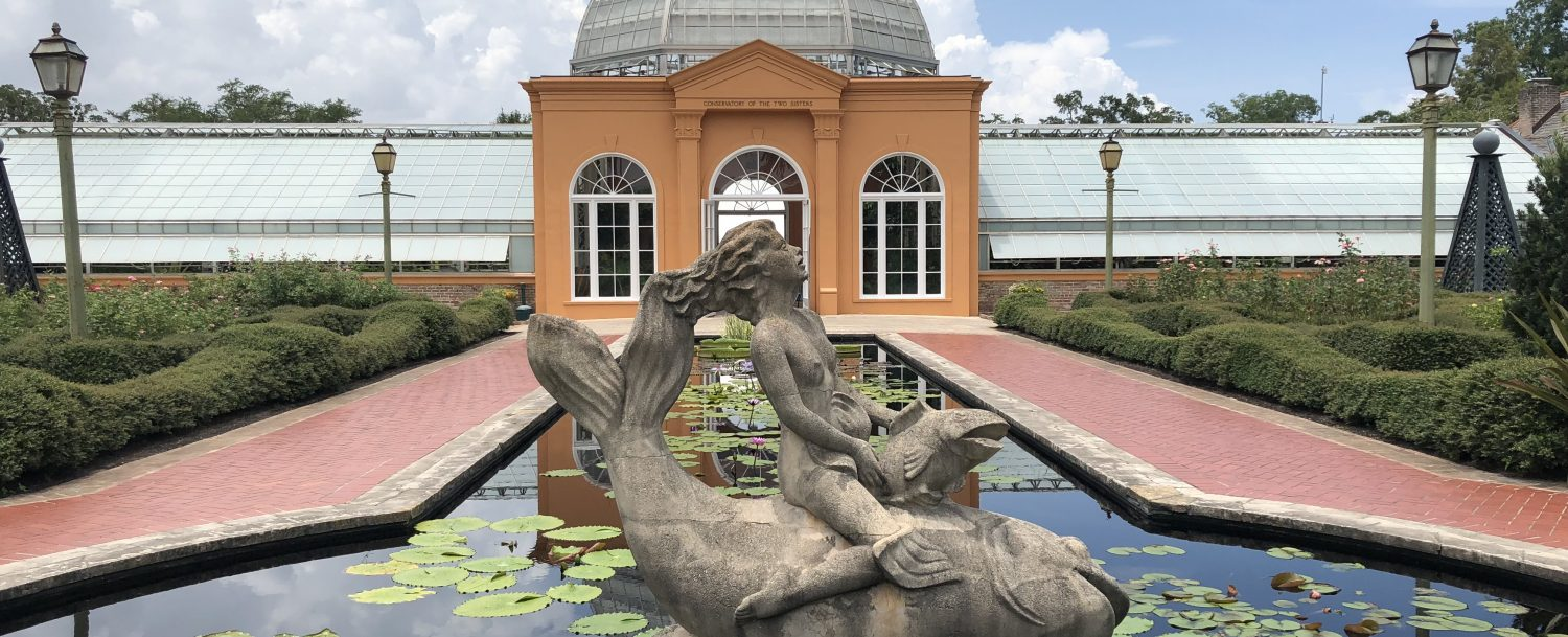New Orleand Botanical Gardens