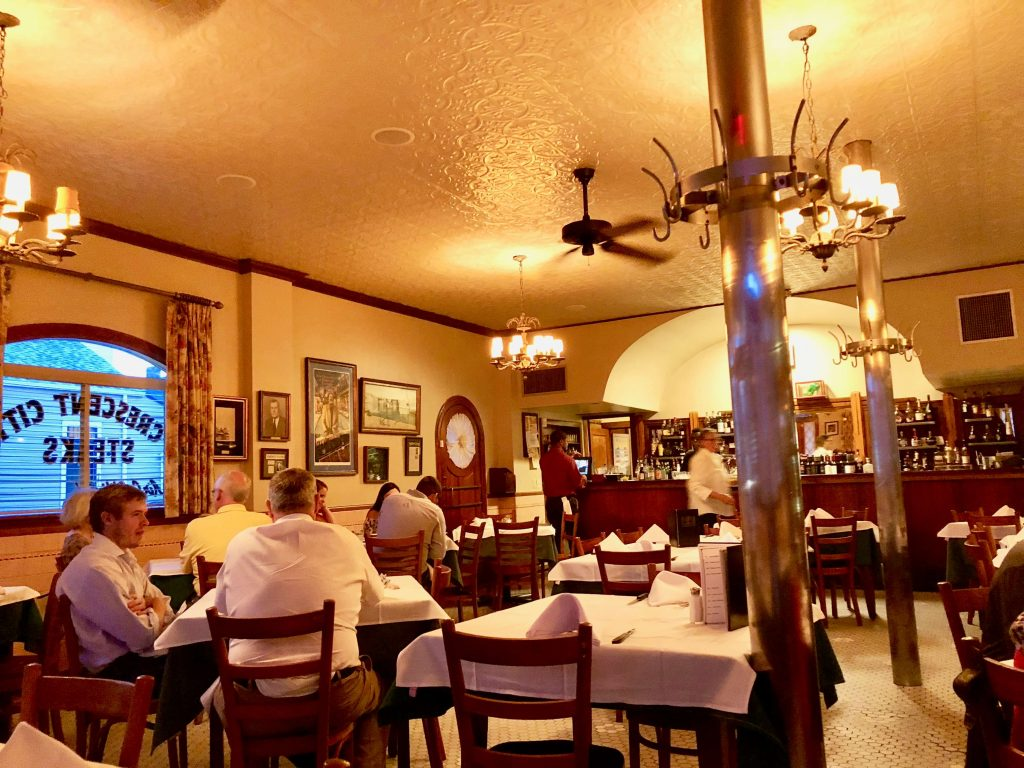 The best steakhouse in New Orleans